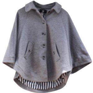 H&M poncho jacket